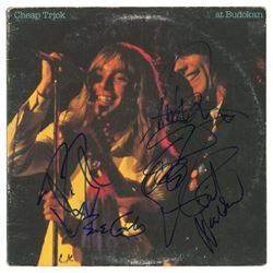 Cheap Trick Signed Album