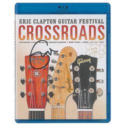 Eric Clapton Signed Blu-ray