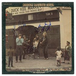 Creedence Clearwater Revival Signed Album