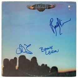 The Eagles Signed Album