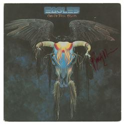 The Eagles: Randy Meisner and J. D. Souther Signed Albums