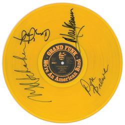 Grand Funk Railroad Signed Album and Disc