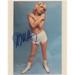 Debbie Harry Signed Photograph