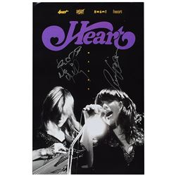 Heart Signed Poster