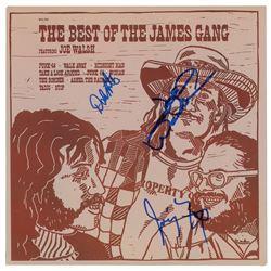 James Gang Signed Album