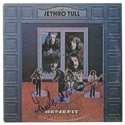 Jethro Tull: Ian Anderson Signed Album