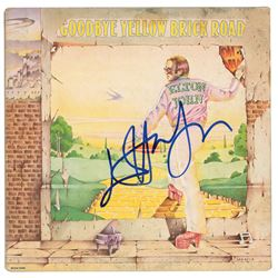 Elton John Signed Album