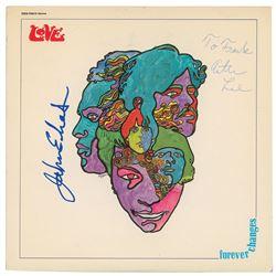 Love Signed Album