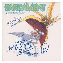 Parliament Signed Album