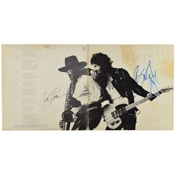 Bruce Springsteen Signed Album