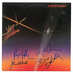 Supertramp Signed Album