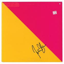 James Taylor Signed Albums