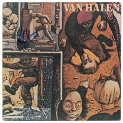 Eddie Van Halen Signed Albums
