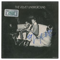 The Velvet Underground Signed Album