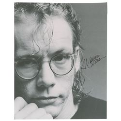 Warren Zevon Signed Photograph