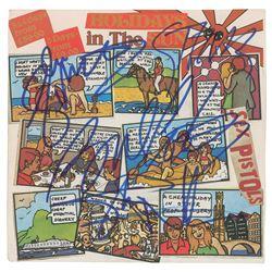 The Sex Pistols Signed 45 RPM Record