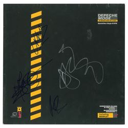 Depeche Mode Signed Album