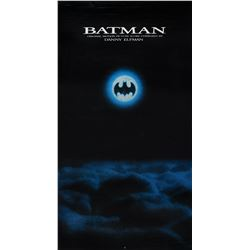Prince Batman Motion Picture Score Poster