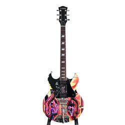 Prince's Personally-Owned and -Played VOX Electric Guitar