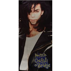 Prince Dual-sided Graffiti Bridge Poster