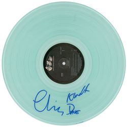 Nirvana Signed Vinyl