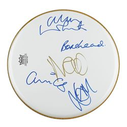 Oasis Signed Drum Head