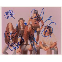 Pearl Jam Signed Photograph