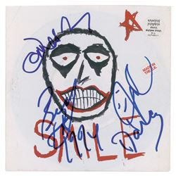 Smashing Pumpkins Signed 45 RPM Record