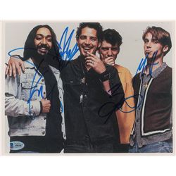 Soundgarden Signed Photograph