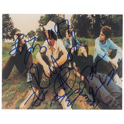 The Verve Signed Photographs
