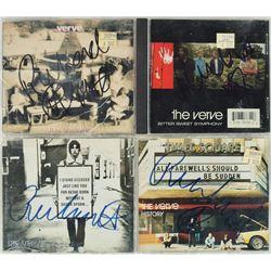 The Verve: Richard Ashcroft Signed CDs
