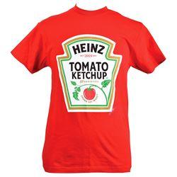 Ed Sheeran's Tomato Soup T-shirt