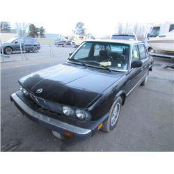 1988 BMW 528e