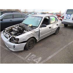 2002 Hyundai Accent