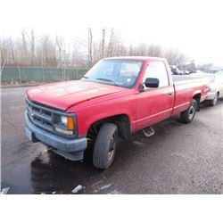 1991 Chevrolet K1500