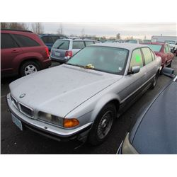 1995 BMW 740iL