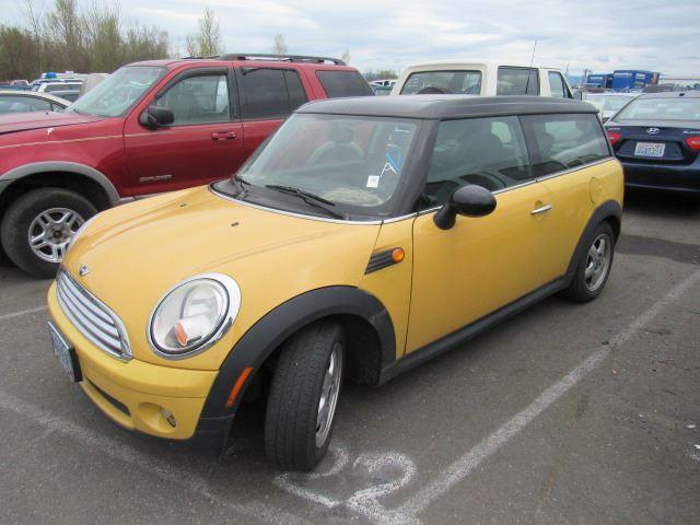 2009 Mini Cooper Clubman Speeds Auto Auctions
