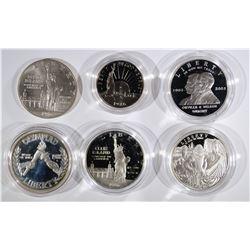 5-Commemorative Sets