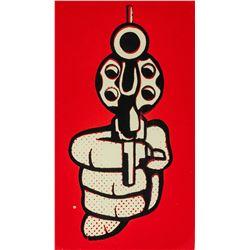 Roy Lichtenstein US Pop Art Lithograph 68/400