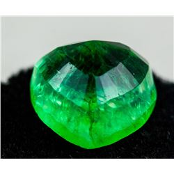 13.55ct Natural Emerald with Certificate