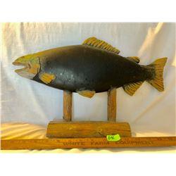 DECORATIVE FISH DOOR STOP