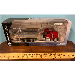 PERTERBILT, MODEL 379, LONG HAULER TOY TRUCK