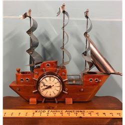 UNITED ILLUMINATING SHIP CLOCK