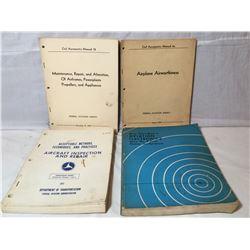 GR OF 4, 1959 / 1972 AVIATION MANUALS