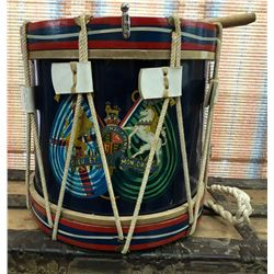 ROYAL FUSILIERS DRUM - VERY GOOD CONDITION