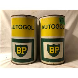 GR OF 2, BP 1 QT TINS - AUTOGOL - FULL