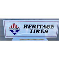 HERITAGE TIRE SST SIGN