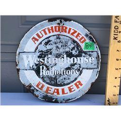 WESTINGHOUSE RADIOTRONS, SST SIGN