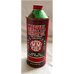 MARVEL MYSTERY OIL 16 OZ TIN