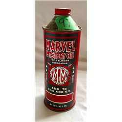 MARVEL MYSTERY OIL 16 OZ TIN